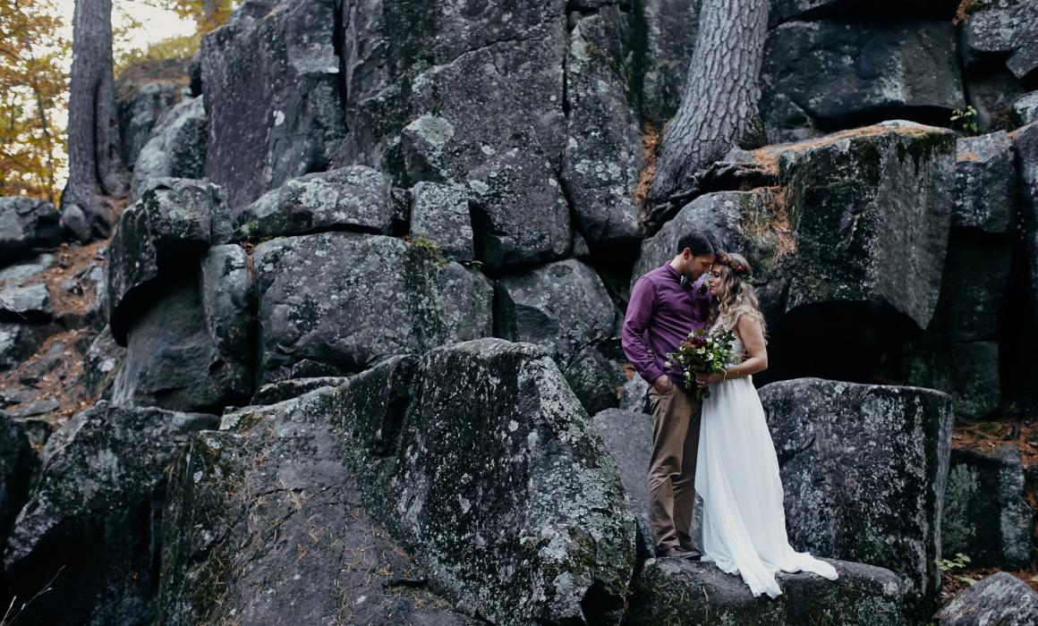 St. Coix Falls, Wisconsin Minnesota elopement photographer Cordelia Haugen