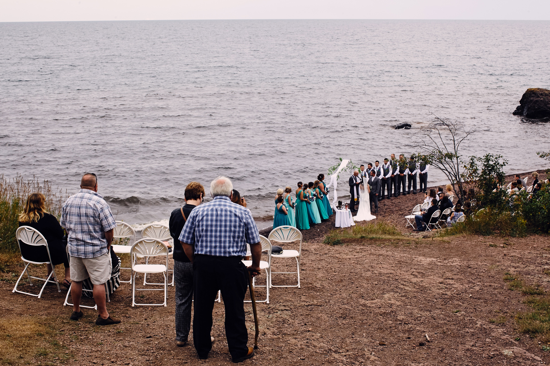 cordelia haugen: photographer gooseberry falls wedding