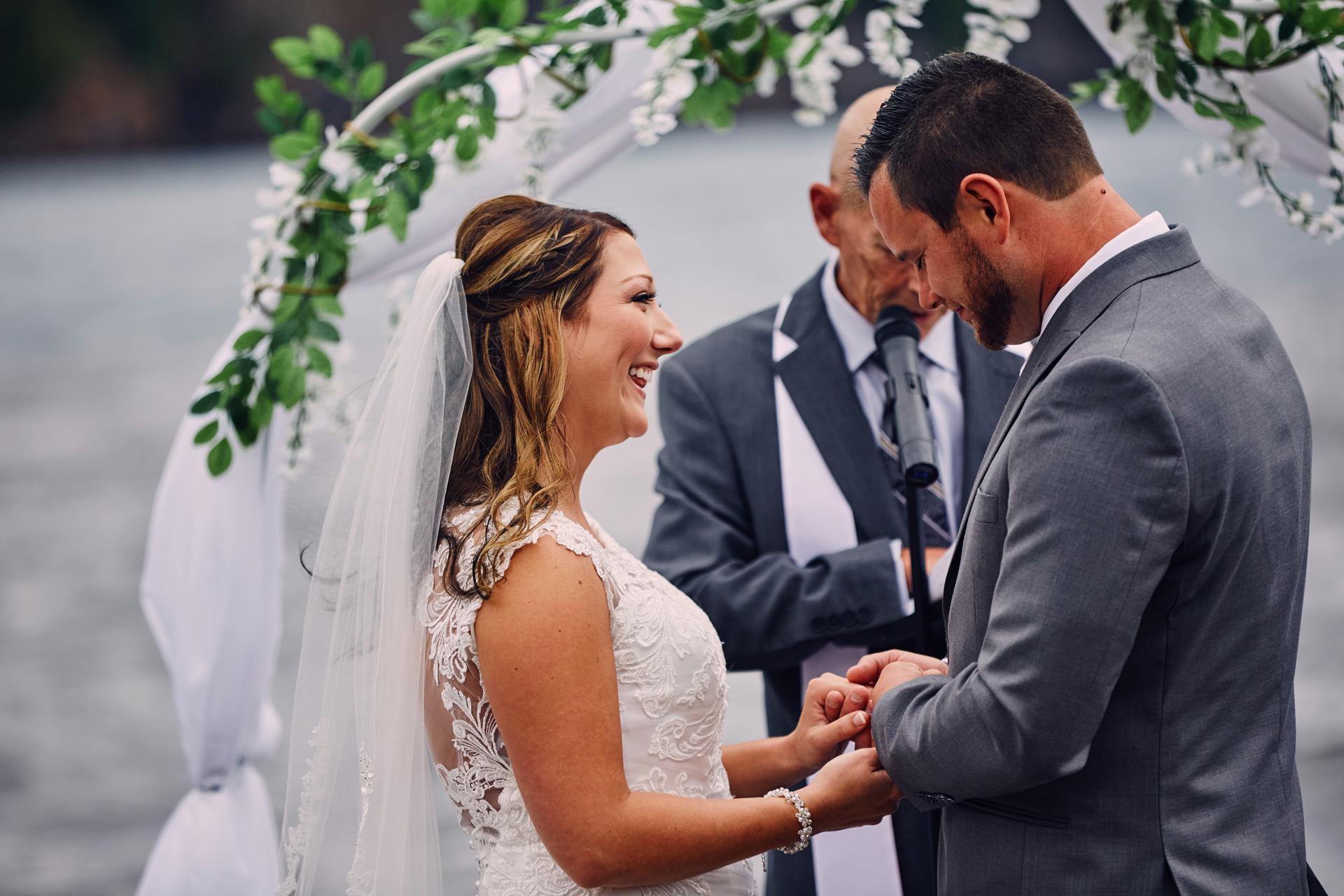 cordelia haugen: photographer gooseberry falls wedding